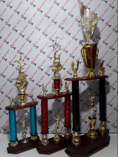 Trofeos Tradicionales para Campeonatos